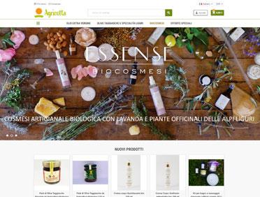 Agricotta Ecommerce Prestashop