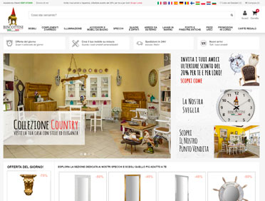 Biscottini Ecommerce Prestashop