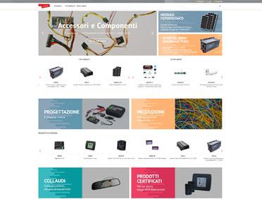 MCR Elettronica Ecommerce Prestashop
