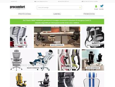 Procomfort Ecommerce Prestashop